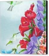 Garden Beauties Canvas Print