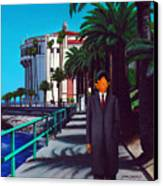 Gary Baldie Canvas Print