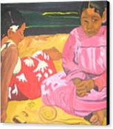Gaugin Canvas Print