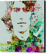 George Harrison Canvas Print by Naxart Studio