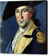 George Washington Canvas Print by Samuel King