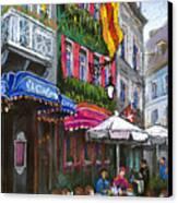 Germany Baden-baden 10 Canvas Print