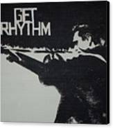 Get Rhythm Canvas Print by Pete Maier