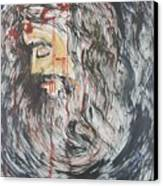 Gethsemane To Golgotha IIi Canvas Print