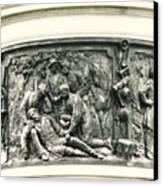 Gettysburg Monument Canvas Print