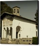 Ghisallo Chapel Canvas Print