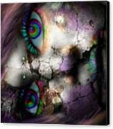Ghoulish Canvas Print