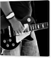 Gibson Les Paul Guitar  Canvas Print