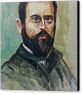 Gizis.n Canvas Print by George Siaba