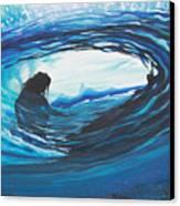 Glass Eye 2 Canvas Print
