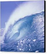 Glassy Wave Canvas Print by Vince Cavataio - Printscapes