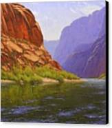 Glen Canyon Morning Canvas Print