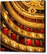 Glorious Old Theatre Canvas Print