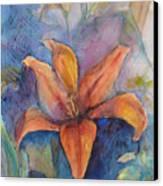 Glorius Lily Canvas Print