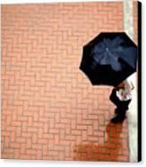 Going West - Umbrellas Series 1 Canvas Print
