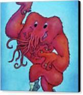 Gossamer's Mythos Canvas Print
