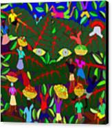 Gran Bwa Canvas Print