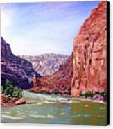 Grand Canyon I Canvas Print