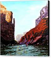 Grand Canyon Iv Canvas Print