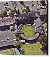Grass Tennis Hall Of Fame 194 Bellevue Ave Newport Ri 02840 3586 Canvas Print