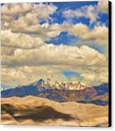 Great Sand Dunes National Monument Canvas Print by James BO  Insogna