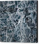 Grunge Background I Canvas Print by Carlos Caetano