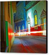 Guanajuato Night Canvas Print