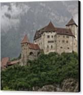 Gutenberg Castle Canvas Print