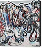Gypsy Canvas Print