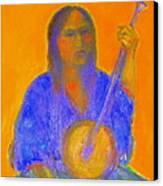 Gypsy Girl 11 Canvas Print
