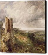 Hadleigh Castle Canvas Print by John Constable