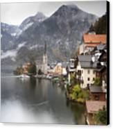 Hallstatt Canvas Print by Andre Goncalves