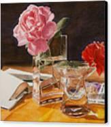 Handbuch  Canvas Print
