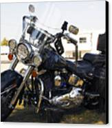 Harley Classic Canvas Print