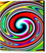 Harmony 39 Canvas Print by Will Borden