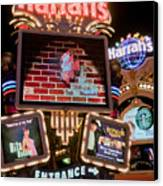 Harrahs Canvas Print by Andy Smy