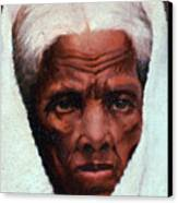 Harriet Tubman, African-american Canvas Print by Photo Researchers
