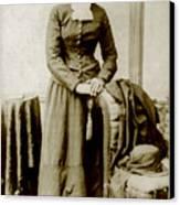 Harriet Tubman, Ca. 1860-75 Canvas Print