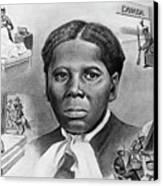 Harriet Tubman Canvas Print