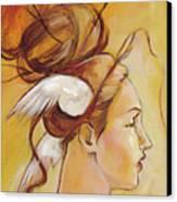 Harriett Canvas Print by Jacque Hudson
