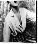 Harry Belafonte (1927- ) Canvas Print