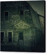 Haunting Canvas Print by Scott Hovind