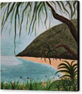 Hawaii Series Canvas Print