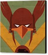 Hawkman Canvas Print by Michael Myers