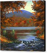 Headwaters Canvas Print