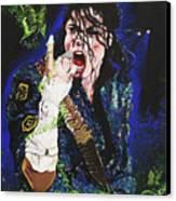 Heal The World Canvas Print by Lauren Penha