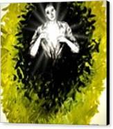 Healing Is In Himself Canvas Print by Paulo Zerbato