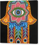 Healing Power Canvas Print