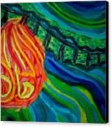 Heart Burn Canvas Print