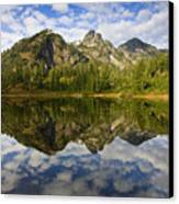 Heaven Unfolded Canvas Print by Mike  Dawson